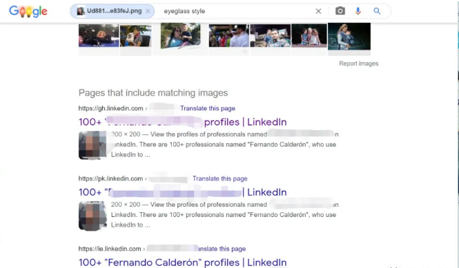通过Google Images搜索识别技术挖掘阿里国际站客户的背景资料